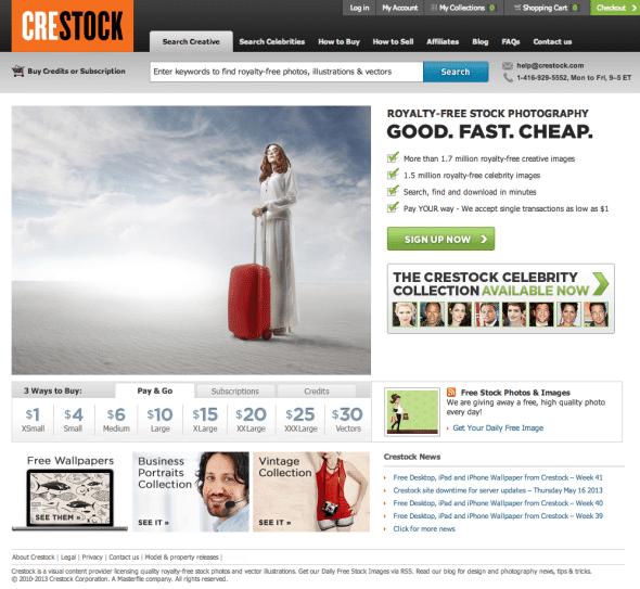 crestock-screenshot