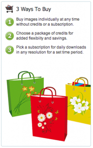 Crestock Credits and Subscription Prices