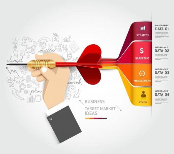 Conceptual Business Infographics