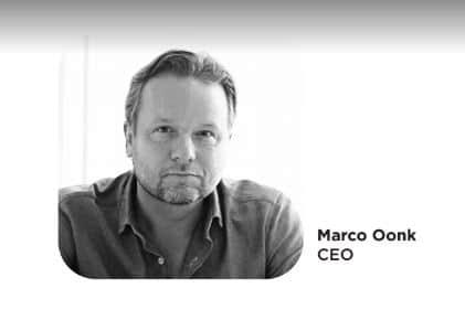 Marko Oonk - CEO 123RF