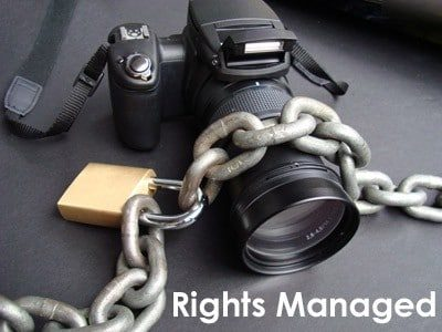 Rights Managed Licence