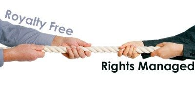 What does Royalty Free and Rights Managed Mean?