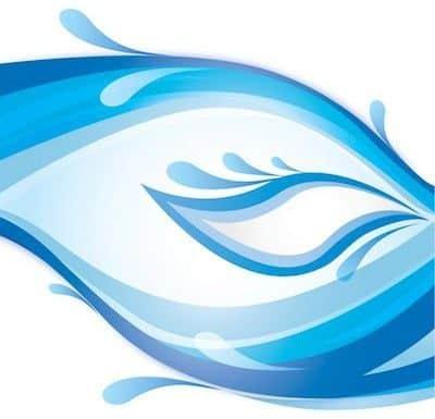 Free Blue Vector Background Illustration