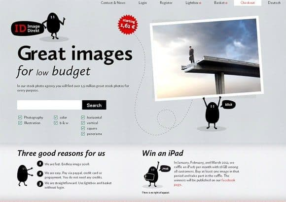 Image Direkt – Stock Agency without Credits