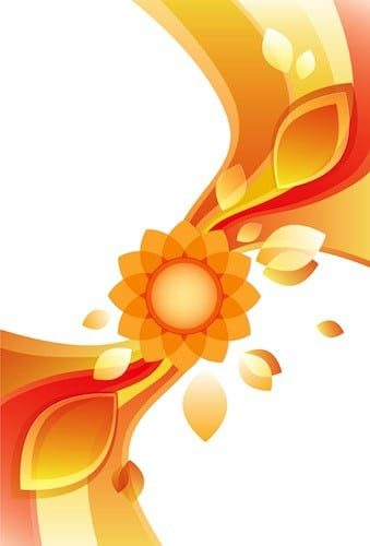 Abstract Flower Background A Free Vector From Stock Photo Secrets Can Be Downloaded Now This Is Great Spring That Combines Orange