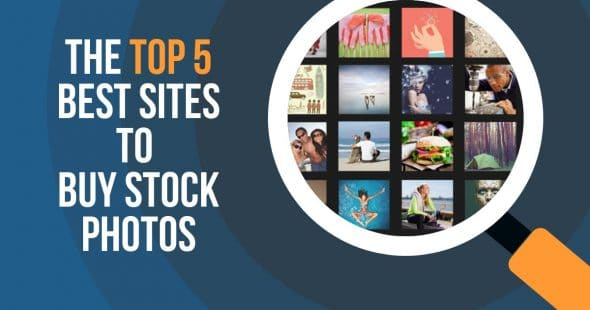 The Top 5 Best sites to Buy Stock Photos Online (and save