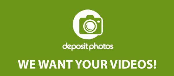Make extra income with your video clips at Depositphotos