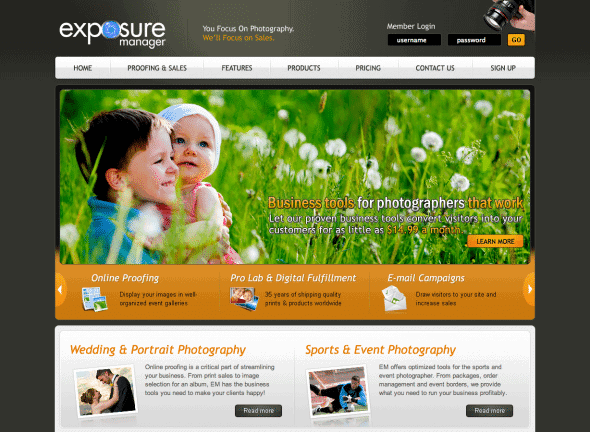 Exposure Manager