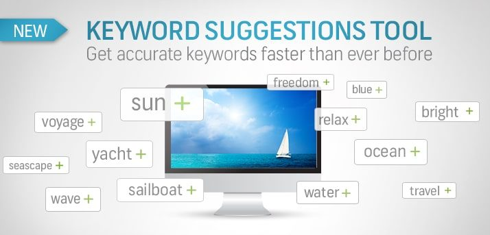 Shutterstock's new Keyword Suggestions Tool available