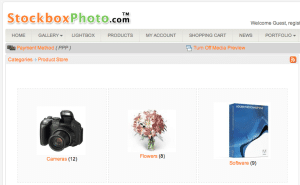 Stockbox Photo Products