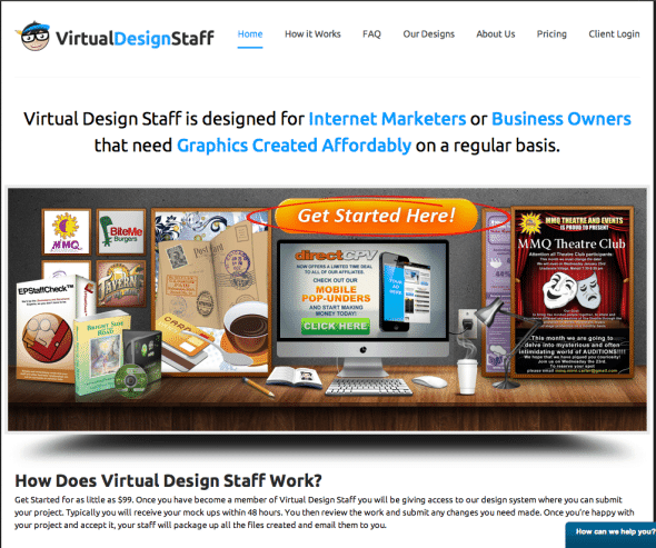 Virtual Design Staff Review - Graphic Design Online Subscription ...