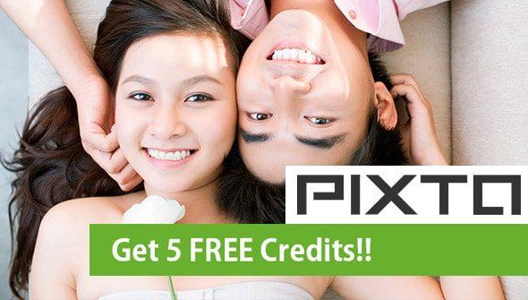 Pixta Promo Code – 5 Free Credits