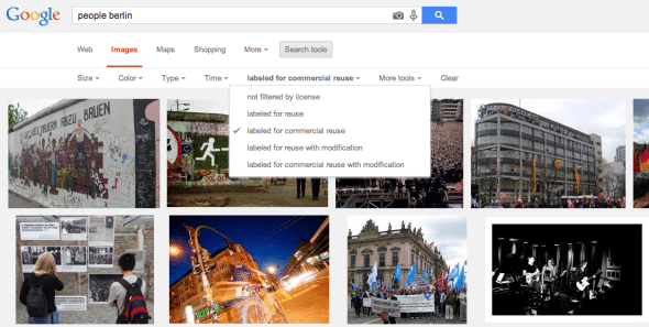 How not to use Googles new Usage Rights Image Filter photo buyers