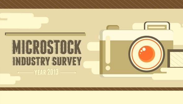 How is the Microstock Industry doing 2013? (INFOGRAPHIC)