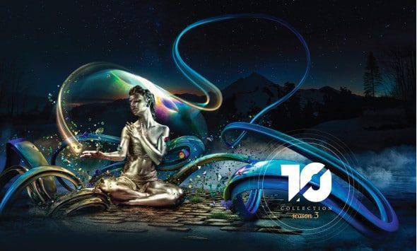 Third season of Fotolia's TEN collection starts