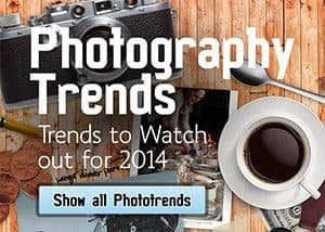 Check out our Photography Trends 2014 Infographic