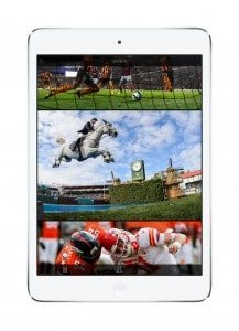 Stream app allows users to view, search and share images from Getty Images