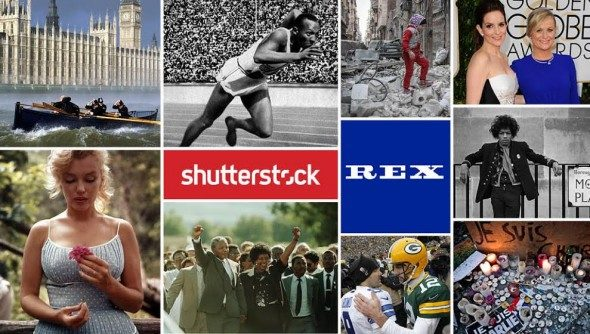 Shutterstock übernimmt Rex Features