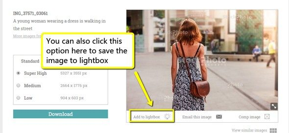click-add-to-lightbox