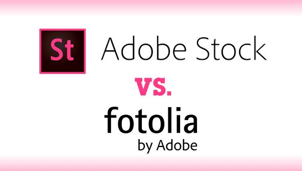 Adobe Stock vs. Fotolia