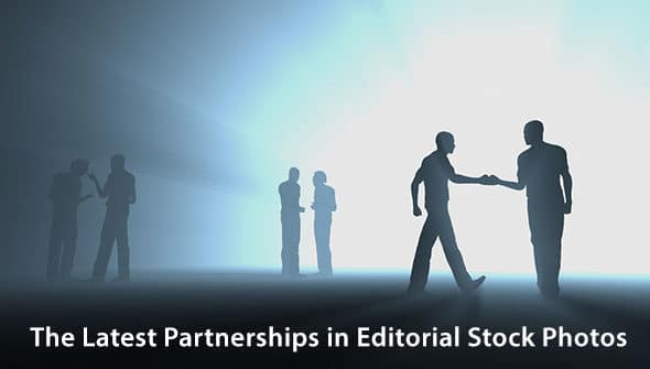 The Latest Partnerships in Editorial Stock Photos – All in One Place