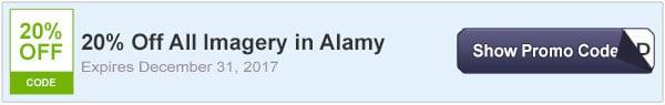 20 percent off alamy