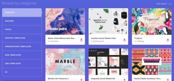 Envato Elements Review! An Unlimited Downloads Service for Creatives