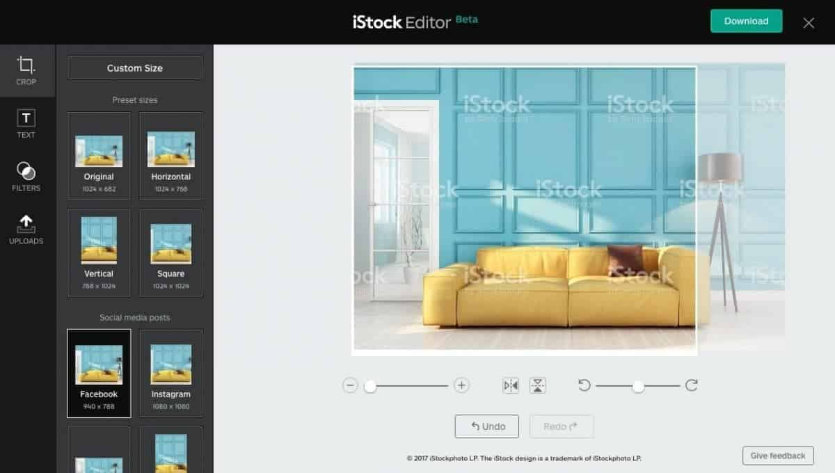 Discover iStock Editor – iStock's New Simple Design Tool!