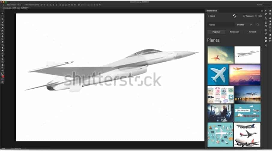 Shutterstock Adobe Plugin Update: Deeper Integration and Now with Video!