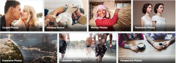 iStock Authentieke foto's screenshot