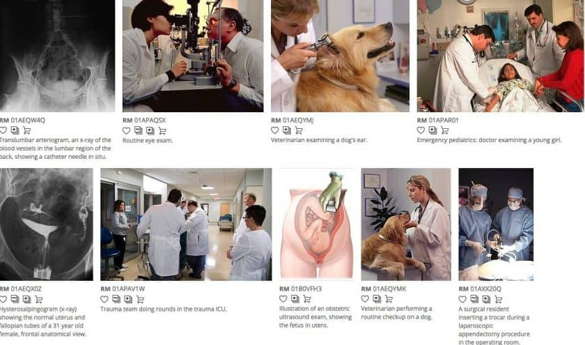 Medische afbeeldingen