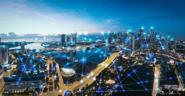 Smart City Internet Connectivity