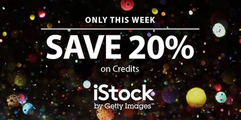 iStock Promo Codes - iStockPhoto Discount & Promos - Save $$$s Today
