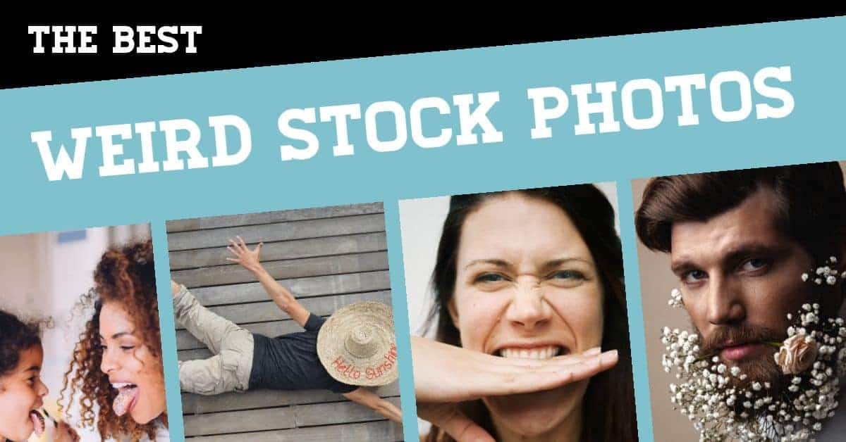 The Best Weird Stock Photos and Where to Find Them > Stock Photo Secrets