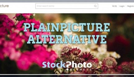 A Great Alternative to Plainpicture Images: Photocase and It's Artsy Vibe