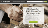 "Fotolia launches Subscription based Members only ""Dollar Photo Club"""