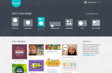 Be your own designer with Canva! Design made simple