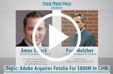 Audio-Interview with Paul Melcher about Adobe's Acquisition of Fotolia
