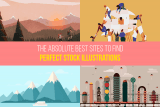 The Absolute Best Sites to Find Perfect Stock Illustrations