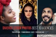 Diverse Stock Photos: Best 10 Agencies with Diverse Content