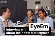 Video-Interview with EyeEm about their new Marketplace (with Transcript)