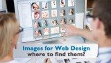 Images for Web Design – where to find them?