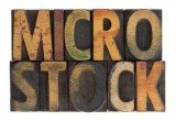 What does Microstock mean?