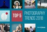 Popular Photography Trends 2018: Discover the Most Trendy Images!