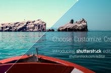 Shutterstock launches Free Editor Tool