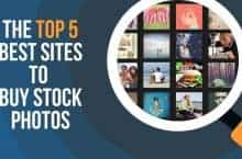 The Top 5 Best sites to Buy Stock Photos Online (and save)